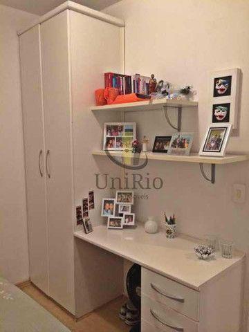 Cod: FRAP20859 - Apartamento 82m² com 3 quartos - Freguesia - RJ - Foto 7