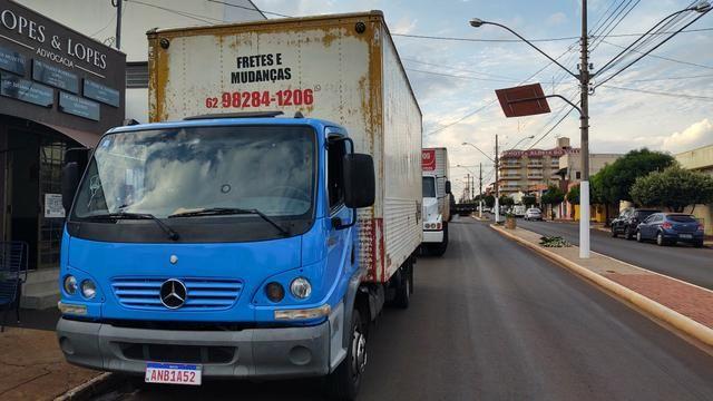 Faço fretes mudanças agrego caminhão em empresa - Foto 3