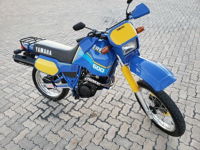 Yamaha XT600Z TENERÉ ano 1988 - Foto 2