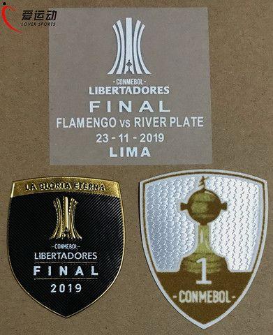 Kit Patch Final da Libertadores 2019  - Foto 4