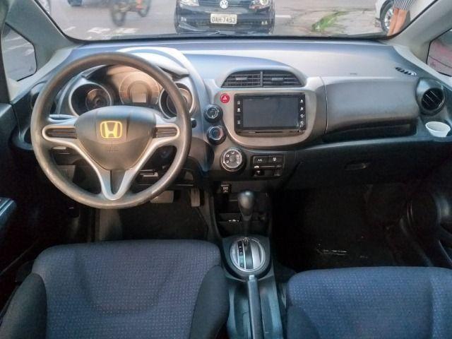 Honda fit lx automatico 2011 entrada rs- 3.900 - Foto 5