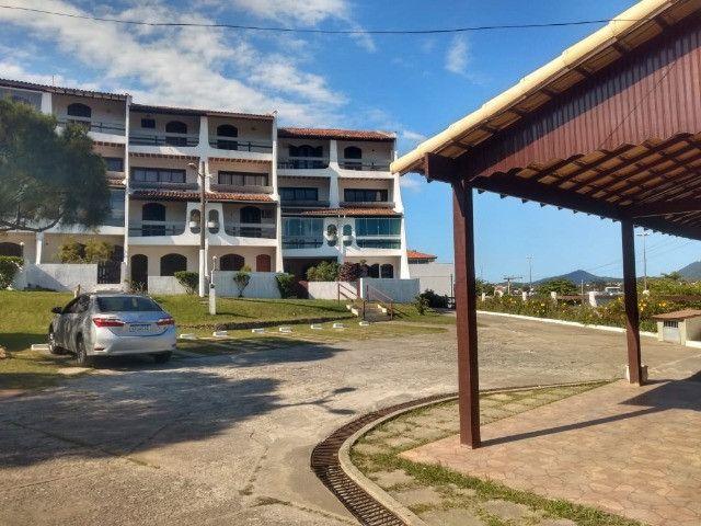 Apartamento temporada  quarto/sala co vista para a lagoa em Iguaba - Foto 12