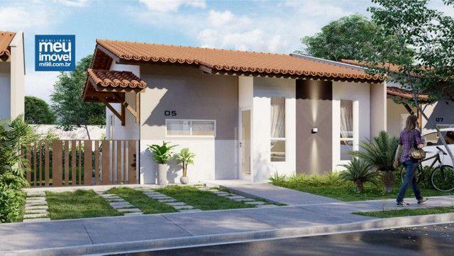 64/ Casas com fino acabamento, perto da estrada de Ribamar - Foto 3