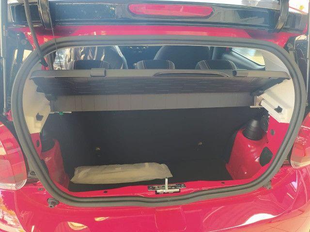 Fiat Mobi Trekking 2021/2021 - Vermelho | Oferta: R$ 50.700 - Foto 11