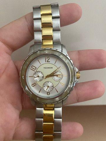 Relógio usado technos