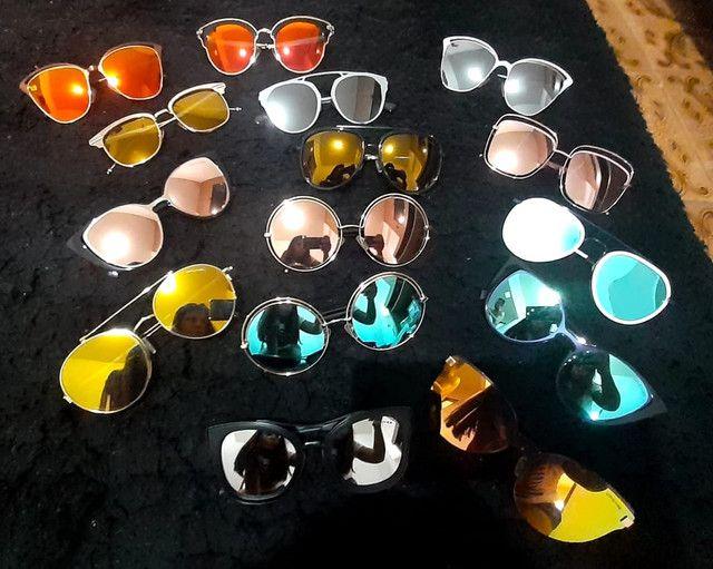 Vendo óculos de sol - Foto 2