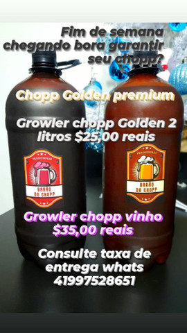 Disck chopp $25,00 reais - Foto 3