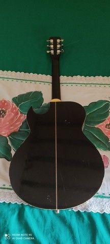 Vendo violão Eagle gl36 elétrico - Foto 5