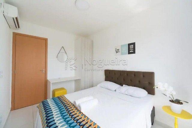 JO-Lindo apartamento mobiliado com 3/4 em Muro Alto - Foto 6