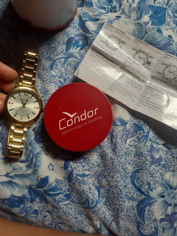 Relógio feminino da condor - Foto 2