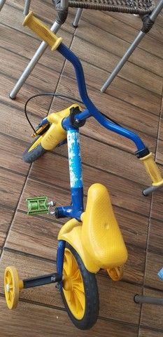 Cavalinho e bicicleta  - Foto 3