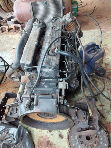 Motor Mercedes 1721 - Foto 3
