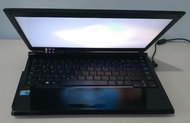 Notebook LG A410 I3-M390 2.67GHz - Foto 2