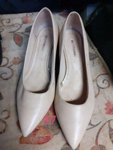 Sapatos Bottero usados  - Foto 4