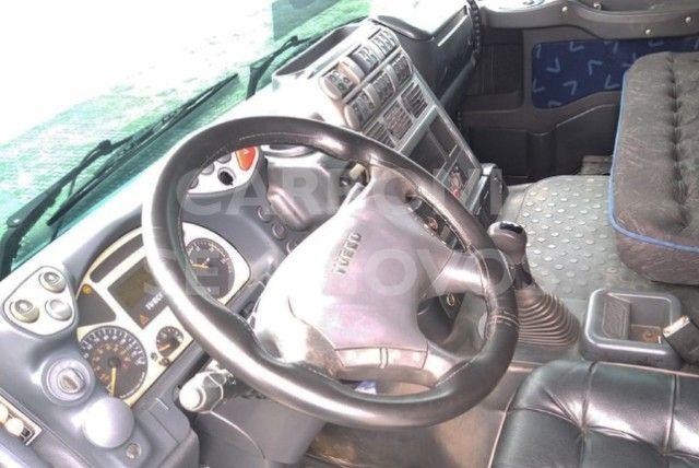 Iveco Stralis HD 570S38TN 6X2, ano 2008/2009 - Foto 7