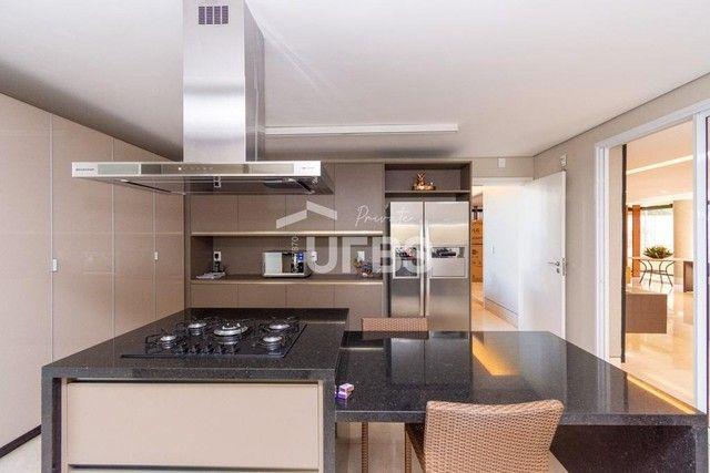 Moderno sobrado de luxo no Alphaville Araguaia, com 442 m² e 4 suítes, com lazer completo - Foto 15