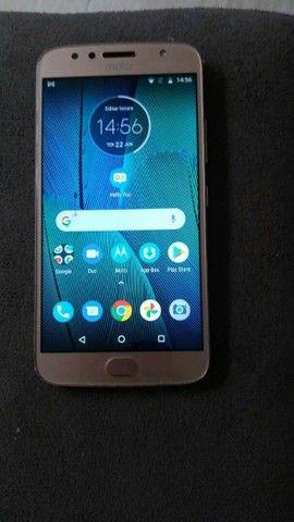 Motorola Moto G 5 PLUS 32 gigas telão bem conservado  - Foto 2