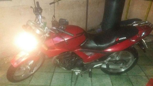 Honda cbx twister  - Foto 4