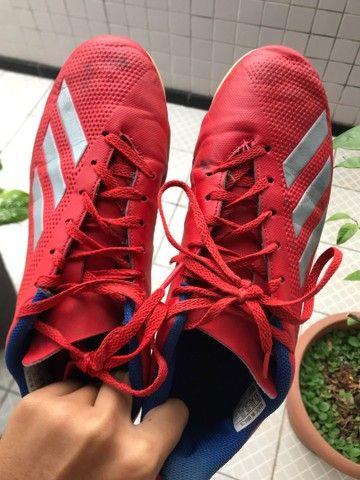 Chuteira Futsal adidas X 18.4 IN