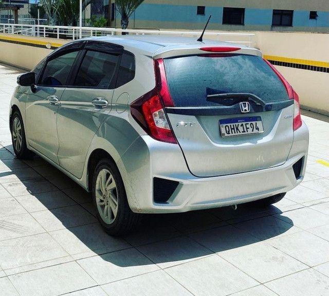 Honda New Fit 1.5 LX automático 2015 - Foto 5