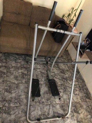 Simulador de caminhada aparelho de ginástica  - Foto 5
