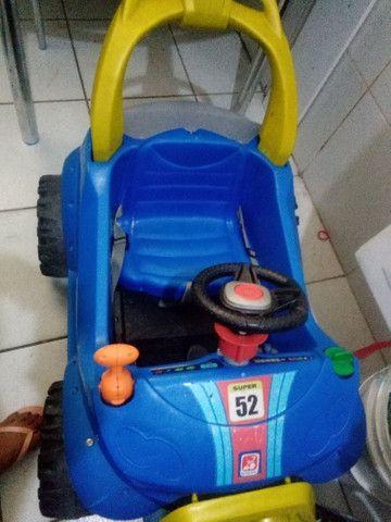 Vendo carrinho semi novo - Foto 2
