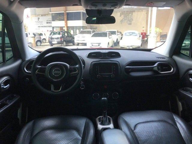 RENEGADE 2015/2016 1.8 16V FLEX LONGITUDE 4P AUTOMÁTICO - Foto 9