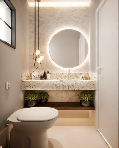 Apartamento com 3 quartos | 1 suíte e 2 semi-suítes | Varanda Gourmet | 2 vagas | Bairro F - Foto 4