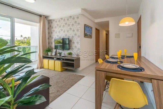 JO-Lindo apartamento mobiliado com 3/4 em Muro Alto