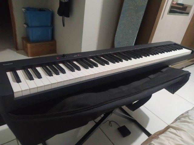 Piano Eletrônico Casio CDP S100 - Foto 5