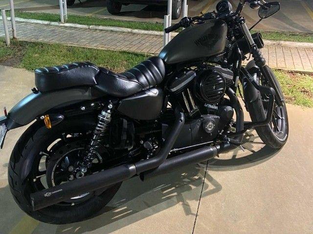 Harley Davidson Iron 883 2018/19 (NOVA) - Foto 2