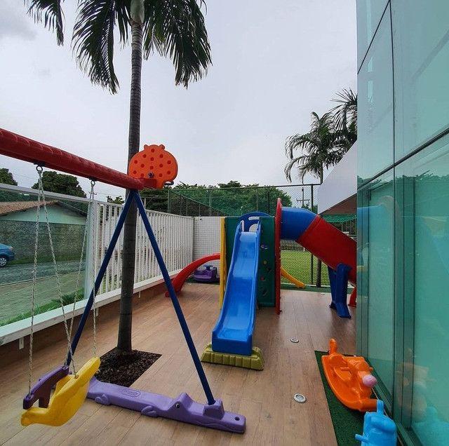 JE- Luxuoso Apartamento de 180m² Sendo 4 Suítes Próximo ao Teresina Shopping. - Foto 2