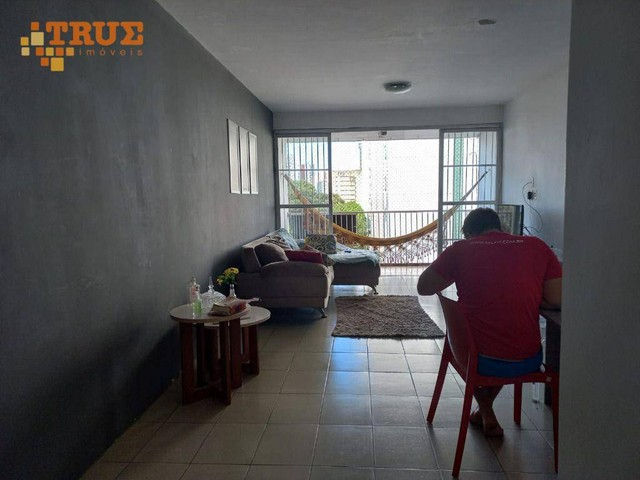 Apartamento com 3 dormitórios à venda, 126 m² por R$ 270.000,00 - Graças - Recife/PE - Foto 2