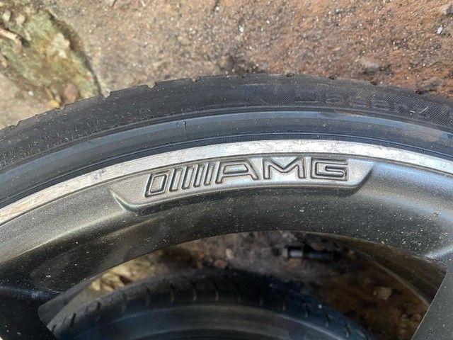 Rodas Mercedes AMG aro 20 - Foto 6