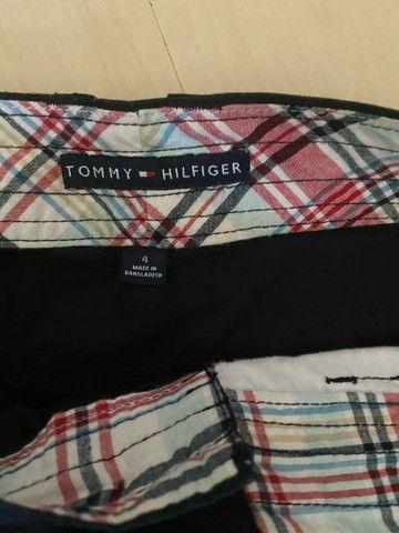 Calça Tommy tam 40 - Foto 3