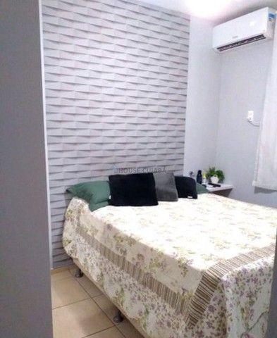 Excelente apartamento mobiliado no condomínio Spazio Cristalli - Foto 7