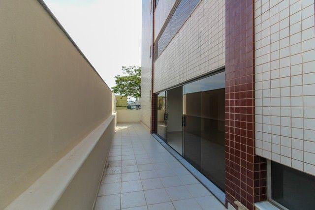 Apartamento à venda com 3 dormitórios em Santa branca, Belo horizonte cod:8127 - Foto 5