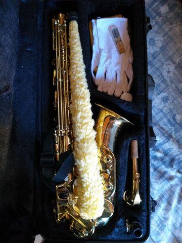 Saxofone Alto Michael Mib 1999 - Foto 4