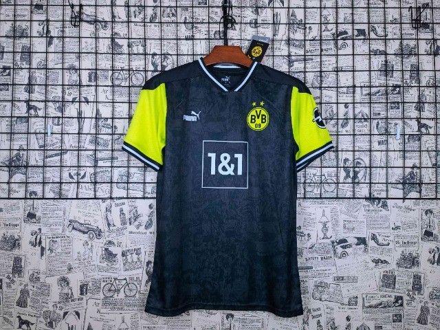 Camisas de Futebol com Preço muito bom - Foto 4