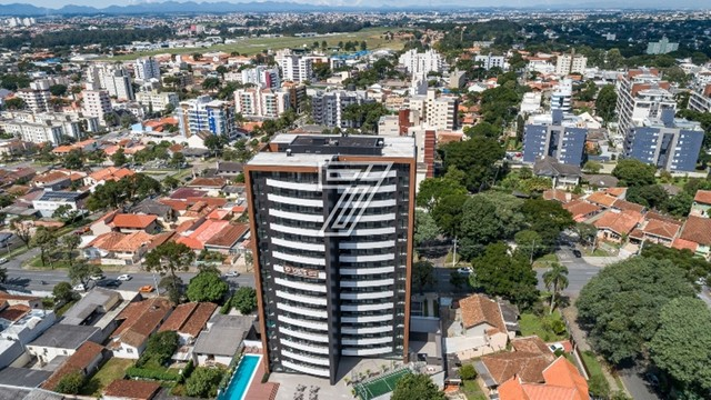 GARDEN com 3 dormitórios à venda com 280m² por R$ 1.108.680,00 no bairro Cabral - CURITIBA