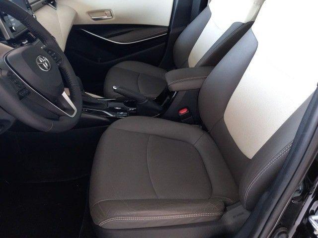 Corolla Altis Hybrid Premium AT 1.8 4P *blindado *blindagem udura eternity - Foto 10