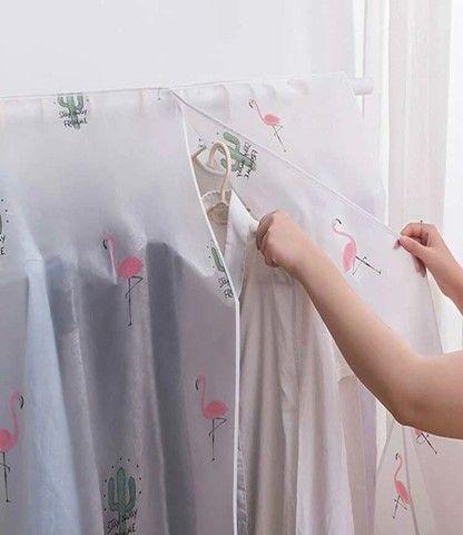 Protetor de poeira  para roupas * - Foto 2