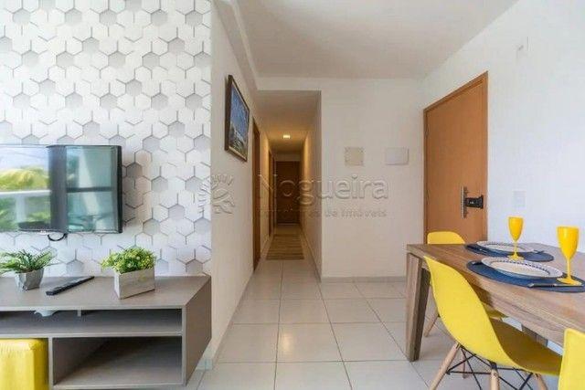 JO-Lindo apartamento mobiliado com 3/4 em Muro Alto - Foto 8