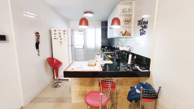 Casa à venda com 2 dormitórios em Pedra azul, Contagem cod:IBH2102 - Foto 4