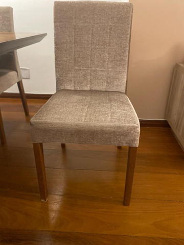 Mesa de jantar com 6 cadeiras - Foto 4