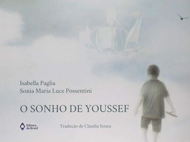 Livro O SONHO DE YOUSSEEF