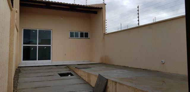 Casa no Eusébio, próximo ao Chico Abílio
