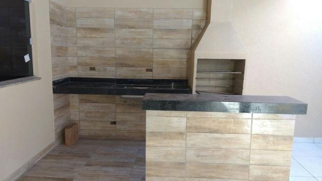 Linda Casa rica em blindex - Vila Nasser - Próxima U.C.D.B
