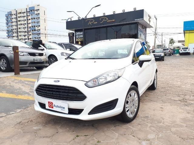 Ford New Fiesta Se 1.5 2015 Completo- Aceito Seu Carro E Financio!