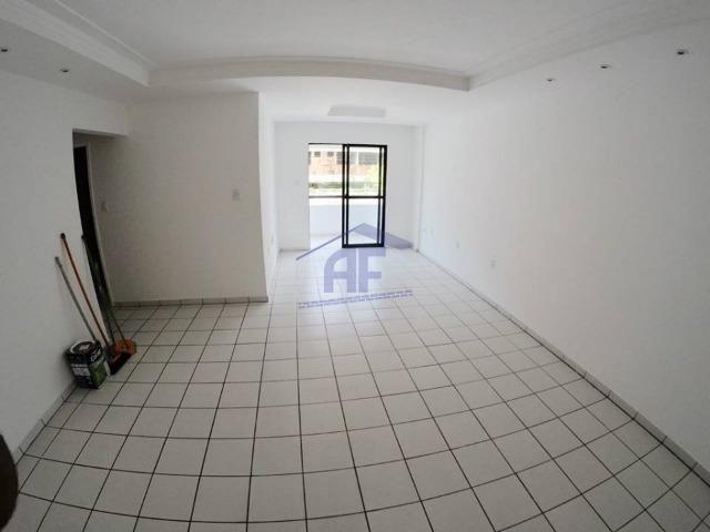 Apartamento com 3 quartos (1 suíte) - Edifício Kaiuá - Jatiúca